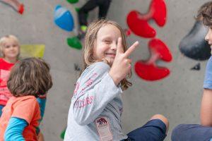 Kindergeburtstag in der Kletterhalle Rosenheim feiern