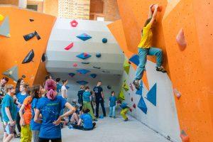 Bouldercup, Boulderwettbewerb Rosenheim