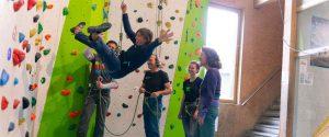 Basiskurs Klettern Toprope-Kurs